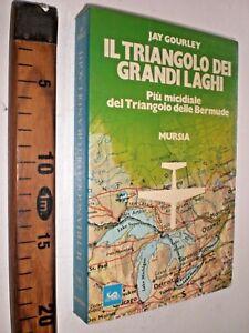 JAY-GOURLEY-IL-TRIANGOLO-DEI-GRANDI-LAGHI-AVIAZIONE-MURSIA-LIBRO-SC112