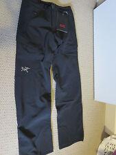 Womens New Arcteryx Gamma MX Pants Size 4 Color Black