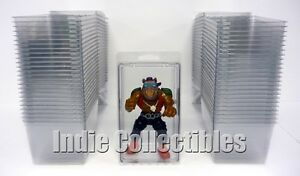 TMNT BLISTER CASE LOT OF 100 Action Figure Display Protective Clamshell X-LARGE