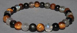 Bracelet-Oeil-de-tigre-Labradorite-Obsidienne-Oeil-Celeste