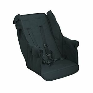 Caboose Rear Seat Full Size Multi-Position Recline 5 Point Harness