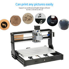 Pro 3018 Cnc Machine 3 Axis Router Engraving Pcb Wood Diy Mill2500mw Laser Head