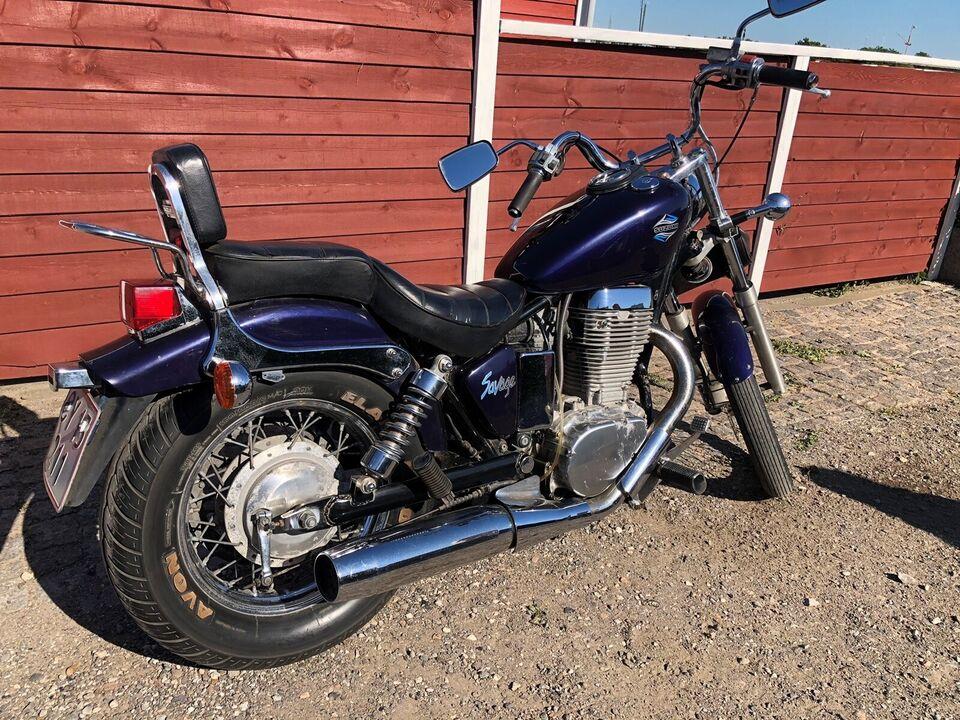 Suzuki, LS650 savage, 652 ccm