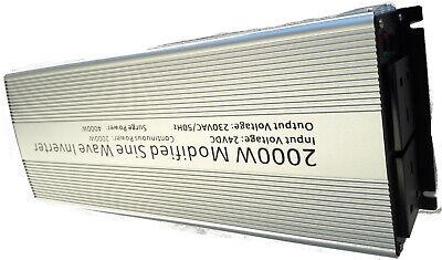 2000 Watt 12v Microwave Oven Inverter