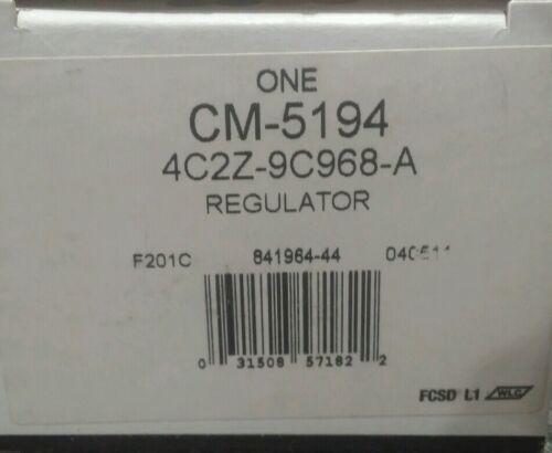 NEW OEM FORD FUEL PRESSURE REGULATOR HOUSING ECONOLINE #4C2Z-9C968-A CM-5194