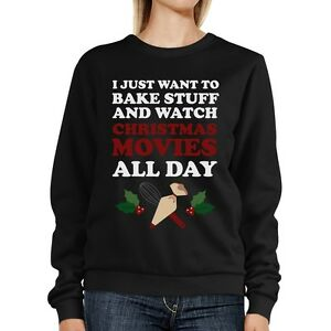 Baking-And-Christmas-Movies-Holiday-Sweater-Cute-X-mas-Gift-Ideas