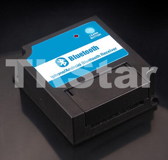 Blautooth Garagentor Öffner Steuerung Empfänger per Handy APP als Handsender