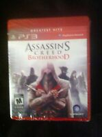 Assassin's Creed Ii Greatest Hits (sony Playstation 3, 2009) New, Sealed