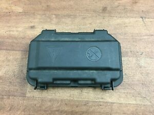 Bmw-218d-2-series-coupe-2016-F22-fuse-box-lid-cover-9224872