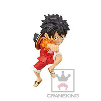 Collectable Figure NEW! One Piece Monkey D Luffy World Fight! FREE S//H