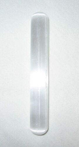 """Selenite Wand Round 4-7//16/"""" 4-11//16/"""""""