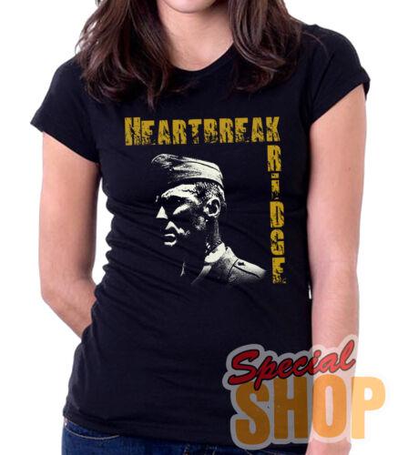 CAMISETA HEARTBREAK RIDGE-EL SARGENTO DE HIERRO T-SHIRT CHICO//A//TIRANTES//NIÑO