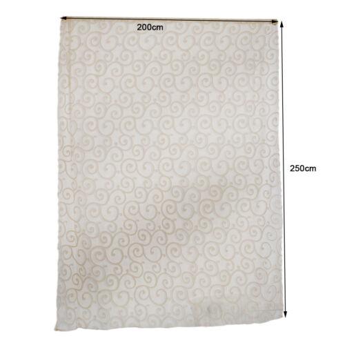 Vorhang Transparent Gardinen Schlaufenschal Transparent