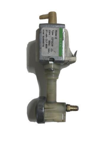 Wasserpumpe Model EP5GW komplett.. Siemens Jura DeLonghi usw Saeco