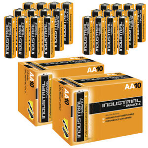 20-X-DURACELL-AA-INDUSTRIAL-BATTERY-MN1500-ALKALINE-REPLACES-PROCELL-EXPIRY-2024