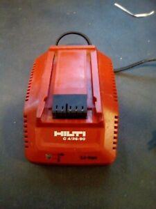 Hilti chargeur de batterie C4/36-90