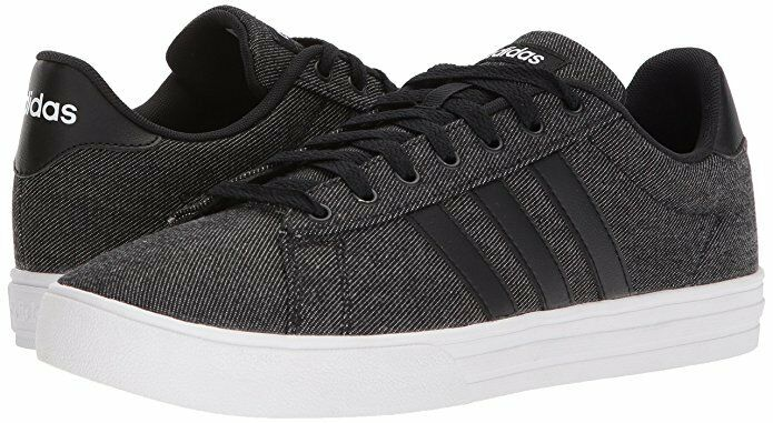 Men's Adidas Originals Daily 2.0 Sneaker Shoe DB0284 Black/Black/White Brand New