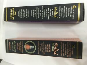 too faced melted metallic lipstick ( Bundle Of 2) Purple And Neutral Color