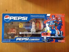 Transformers Takara Pepsi Convoy Optimus Prime MISB