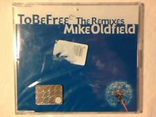 MIKE OLDFIELD To be free - The remixes cd singolo GERMANY SIGILLATO SEALED!!!