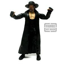 "WWF WWE TNA Lucha libre Clásico Undertaker en Disfraz Completo 6"" figura, Raro"