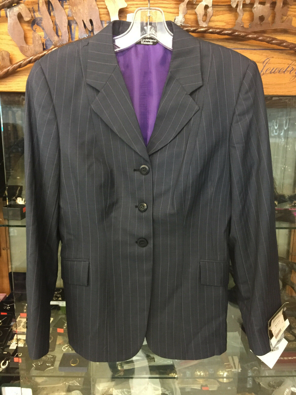 GRAND PRIX ENGLISH SHOW COAT  (BRAND NEW)(SIZE US 14R)  various sizes