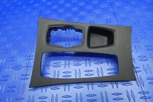 Interior Middle Console Key Hole Frame Cover Trim 1pcs For BMW X5 E70 2007-2013