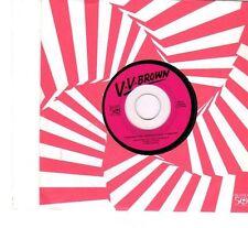 (FR981) V V Brown, Quick Fix - 2008 DJ CD