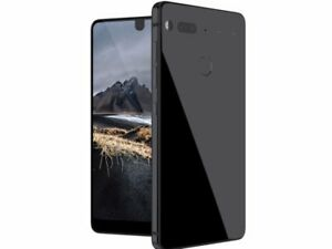 Unlocked  Essential Phone PH-1 128 GB Black Moon With 3 Months Warranty