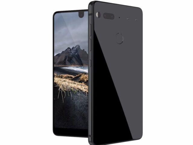 Essential Phone PH-1 128 GB Black Moon UNLOCKED 'Used' Warranty from Us