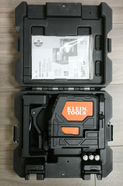 Klein Tools 93LCLS Self-Leveling Cross-Line Laser Level