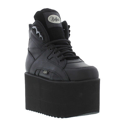 New Buffalo 1310-2 Mens Ladies Platform Ankle Shoes Trainers Boots Size UK 3-13
