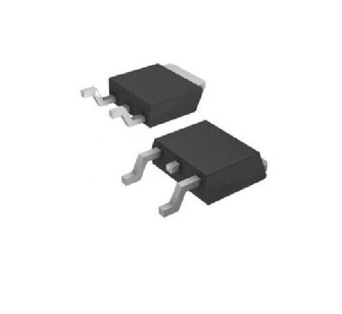 10pcs FDD6637 TO-252 35VP-Channel PowerTrench-R MOSFET