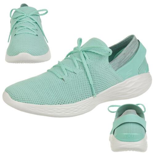 Skechers Türkis Sneaker l'esprit Mint vous marchez Damen rxC0wrXqA