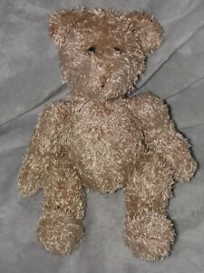 BROWN-BEAR-SOFT-TOY-BASILE-ET-LOLA-MOULIN-ROTY-TEDDY-COMFORTER-DOUDOU