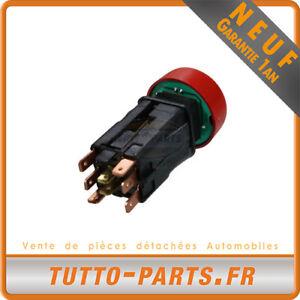 Bouton Warning Citroen Jumper Fiat Ducato Peugeot Boxer - 1303500505