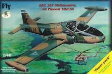 BAC 167 STRIKEMASTER JET PROVOST(RAF, U.S., YEMEN, BOTSWANA, KUWAIT AF) 1/48 FLY