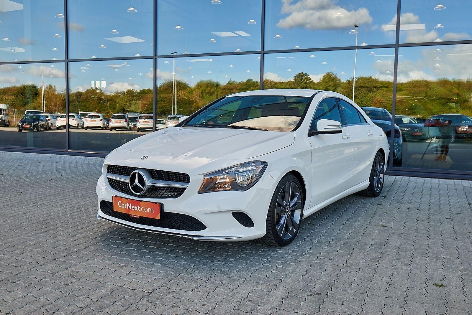 Mercedes CLA200 d 2,2 aut. 4d - 269.900 kr.