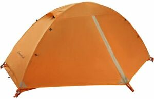 1-Person Tent for Backpacking - Ultralight One Person Backpacking Tent,