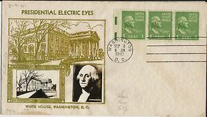 1-cent-Crosby-Washington-Electric-Eye-Prexy-FDC-neat-small-with-photo-cachet