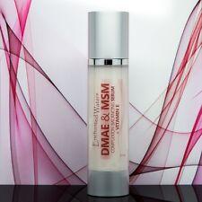 Anti Wrinkle Cream DMAE & MSM Serum- Natural Organic-Skin Firming Treatment Care