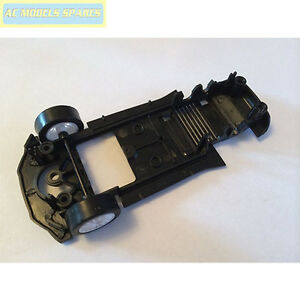 Kinderrennbahnen Scalextric Chassis Ford Fiesta Wrc