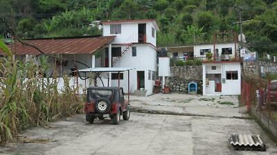 Terreno de 20 Ha, con hermosos cafetales y beneficio en Puebla