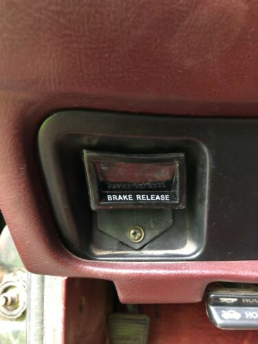 Dorman 74450 Emergency Brake Release Handle  12 Month 12,000 Mile Warranty
