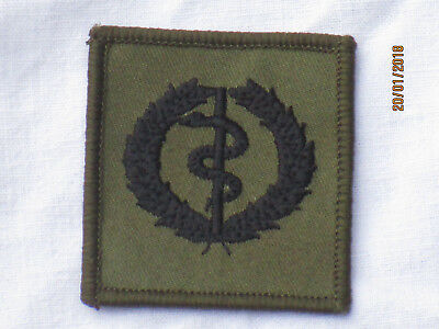 Medic Ramc Black/olive First Aid Instructor As Effectively As A Fairy Does Constructive Regimental Medical Assistant