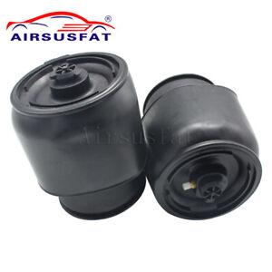 2PCS Left/&Right Rear Air Suspension Spring Bag 37126795013 37126795014 for X5 F15 2014-2018 Air Suspension Spring
