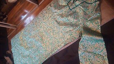 Imparato Costume Tradizionale-tessuto Qualità Spessa-mai Indossato-molto Grande-affare!!!-mostra Il Titolo Originale Materiali Di Alta Qualità