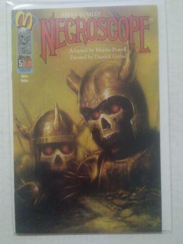 Necroscope #5 June 1993 Malibu Comics Powell Gross