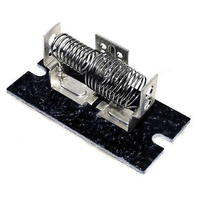 1970-81 Blower Resistor For Non Air Conditioned Cars 3929052 Camaro Firebird
