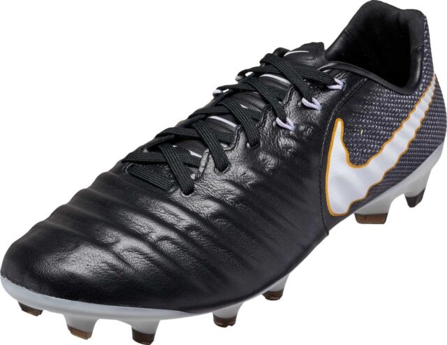 outlet store 478cb b68cd Nike Tiempo Legacy III FG Mens Soccer Cleats Kangaroo Leather 897748-002 10